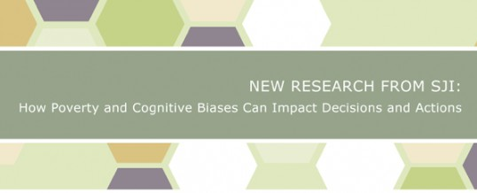 New Research: Behavioral Economics & Workforce Development