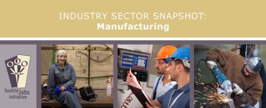 Manufacturing Report + Webinar 2/11/14