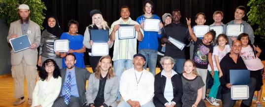 Congratulations SJI Fall 2012 Graduates!