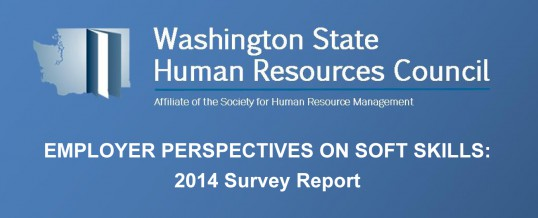 New Report: Employer Perspectives on Soft Skills