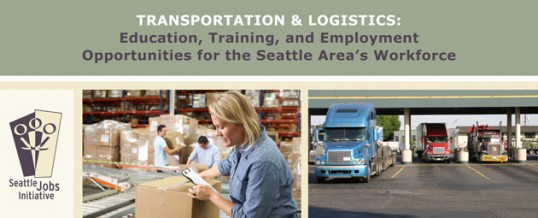 Transportation & Logistics Report + Webinar Rescheduled! 1/15/14