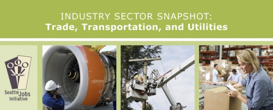 Trade, Transportation & Utilities Report + Webinar 7/16/13